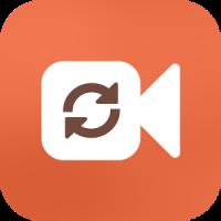 To mp4 3gp webm Video Converter app