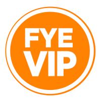FYE Backstage Pass VIP