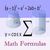 1300 All Maths Formulas Mega Pack