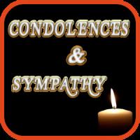 Condolence & Sympathy Wishes