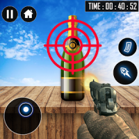 Bottle Shooter- Ultimate Bottle Shooting Game 2019