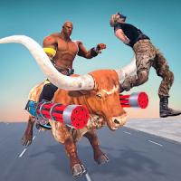 Multi Bull Hero Gangster Crime Simulator 2019