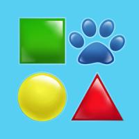 Jogos para as crianças: formas