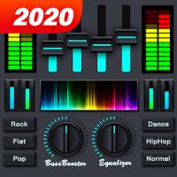 Musik-Equalizer Lautstärke