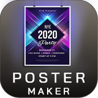 Poster Maker Flyer Maker 2020 free graphic Design