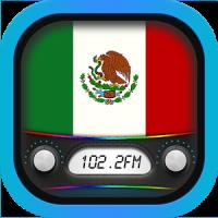 Radio Mexico + Mexican Radio Stations, Radio FM AM