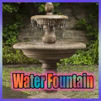 Water Fountain Design Ideas