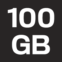 100 GB Kostenloser Backup