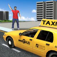 City Taxi Driving simulator