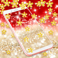 Glimmer oro rojo tema
