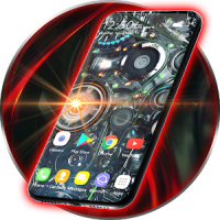 Engine Power Live Wallpaper & Animated Keyboard