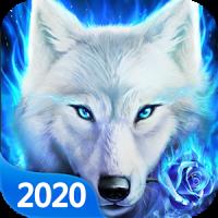 Arctic Wolf Live Wallpaper