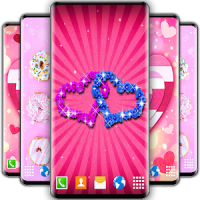 HD Girly Live Wallpaper ❤️ Pink 4K Wallpapers