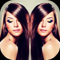 3D Mirror Photo Collage Editor