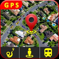 GPS Voice Navigation, Directions & Offline Maps