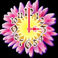 Analog clocks widget designs