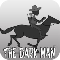 Apple Shooter Dark Man