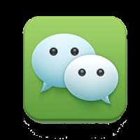 Wechat IOS Icon Theme
