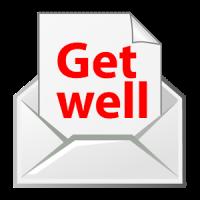 Get well Postcards
