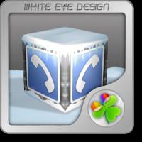Winter Cube 4 GO Launcher Ex