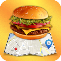 Find Fast Food (Food Locator)