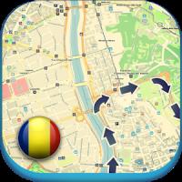 Roumanie Offline Map & Météo