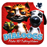 Dialoogs - 3D Talking Videos