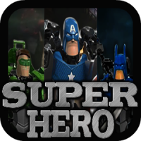 SuperHero Puzzles