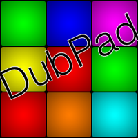 Dubstep DubPad Buttons 1+2