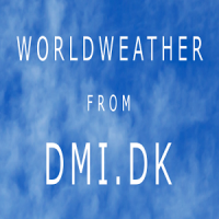 Weather From DMI and YR