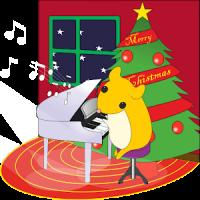 Piano de Noël pour enfants