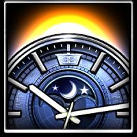 Celestial 3D Watch Face