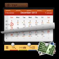 TSF Calendar Widget