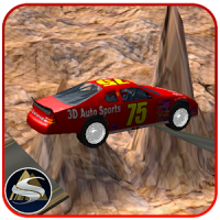 Crazy Speed Car Stunts 3D