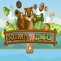 squirrels vs zombies