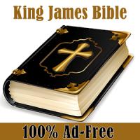 Bible King James (Ad Free)