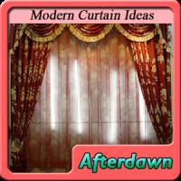 Modernas Ideas de Cortina