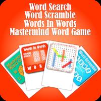 Word Games Bundle 4 In 1