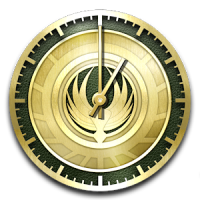 Captain's Log Clock Widgets