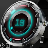 Ilanium Watchmaker Watchface