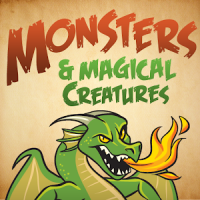 Monsters & Creatures For Kids