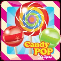 Candy Pop Sweet - Lollipop