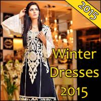 Winter Dresses 2015 for Girls