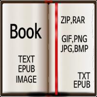 Book Reader(Image,Text Viewer)