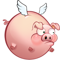 Super Floppy Pig