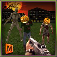 Halloween Zombies Shooter 3D