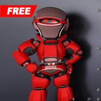 HUMAN VS ROBOTS Fighter 2050