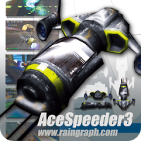 AceSpeeder3 - SFレーシングゲーム