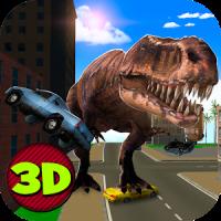 Crazy Dino Simulator 3D