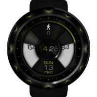 The Timepiece Watch Face